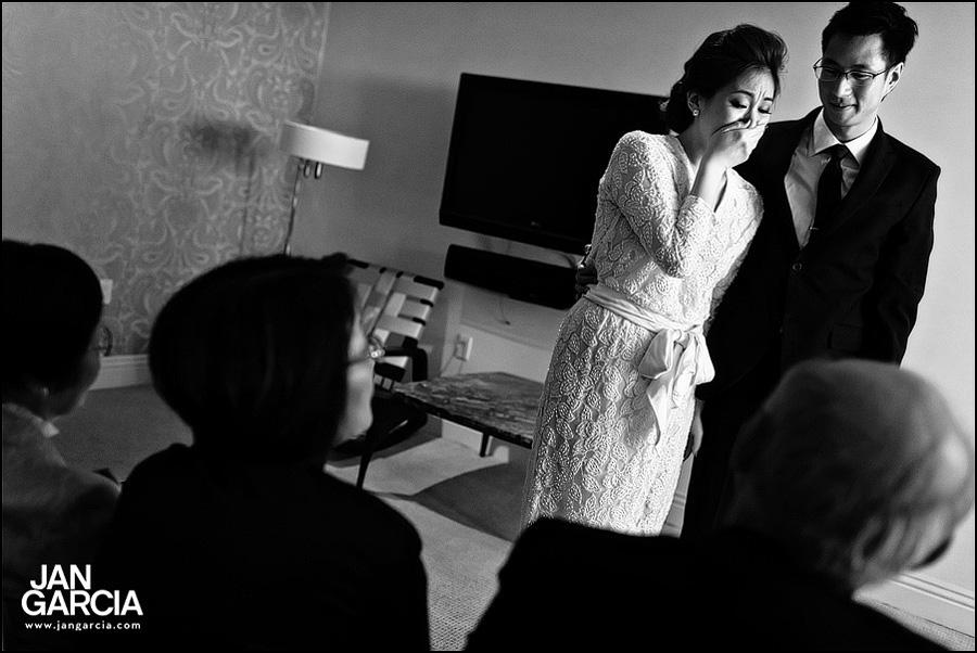 The London West Hollywood Wedding Photographer