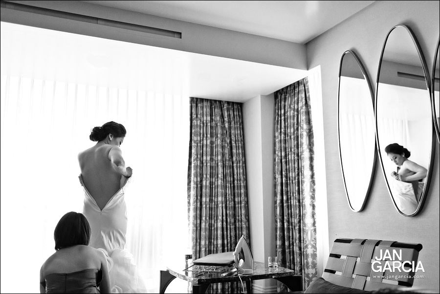 The London West Hollywood Wedding Photographer